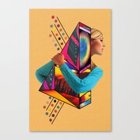 Stockholm Syndrome Canvas Print