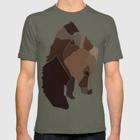 Heart Of Wool Mens Fitted Tee Lieutenant SMALL