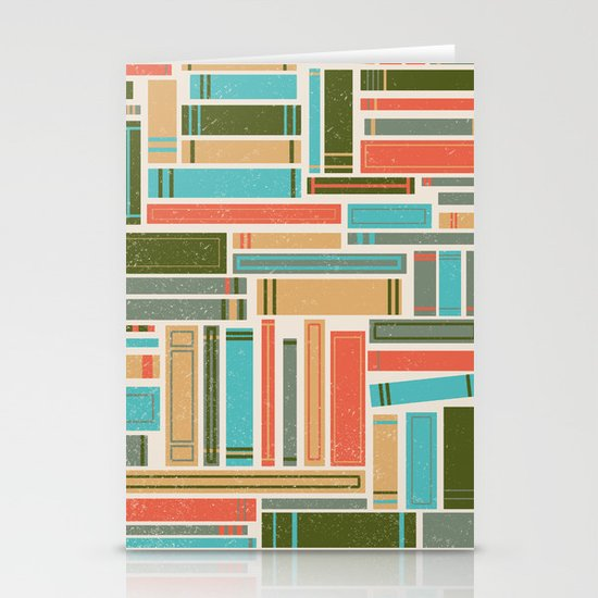 Socially Networked. Stationery Card
