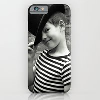 iPhone & iPod Case featuring Juvenile Jazz 1 by Bluewhistle