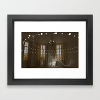 Serenity re-interrupted Framed Art Print