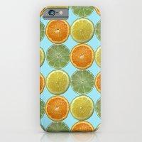 Lemons, Limes, Oranges, … iPhone 6 Slim Case