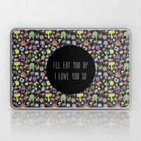 Little Monsters Laptop & iPad Skin