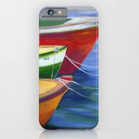 iPhone & iPod Case featuring Gone Fishin' by Jeannette Stutzman