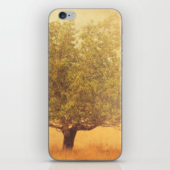 tree photograph. Solitude.  iPhone & iPod Skin