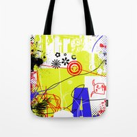 Art Is Freedom Tote Bag