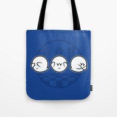 Boo No Evil Tote Bag