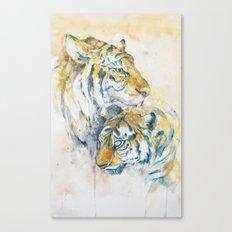 Tigers Canvas Print