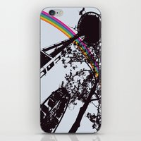 This City Needs Sun! iPhone & iPod Skin