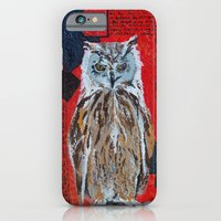iPhone & iPod Case featuring Oscar  by Emily Storvold