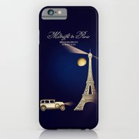 Midnight in Paris iPhone 6 Slim Case