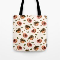 moldy peaches Tote Bag