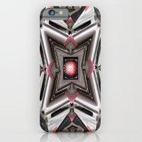 iPhone & iPod Case featuring Internal Kaleidoscopic Daze- 1 by Jay's Bizangos