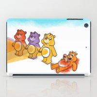 Care Bear Ahhhhh iPad Case
