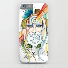 Vision and Silence iPhone 6 Slim Case