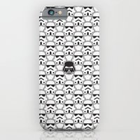 iPhone Cases featuring The Dark One by Davies Babies