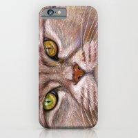 White Cat CC15-01 iPhone 6 Slim Case