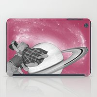 FLY ME TO THE SATURN iPad Case
