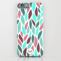 out leaves iPhone 6 Slim Case