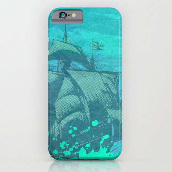 Sea Route iPhone & iPod Case