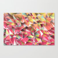 Kaos Fashion Canvas Print