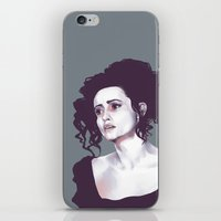 Helena Bonham Carter (Sweeney Todd) iPhone & iPod Skin