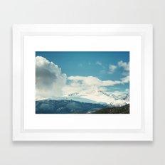 Becoming Framed Art Print