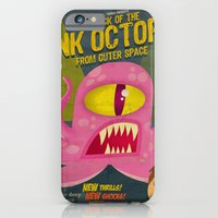Pink Octopus From Outer … iPhone 6 Slim Case