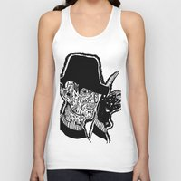 One, Two Freddys coming for you. Unisex Tank Top