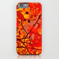 Fall Trees iPhone 6 Slim Case