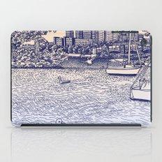 Charles River Esplanade iPad Case