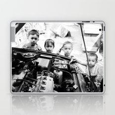 Our Gang Laptop & iPad Skin
