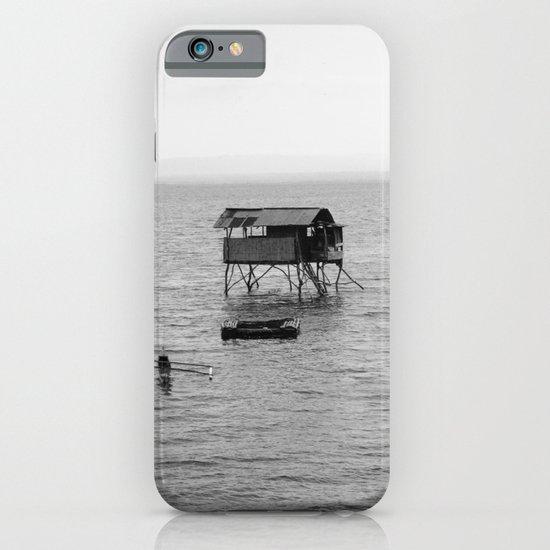 Sea Hut iPhone & iPod Case
