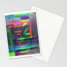 Multiplicitous extrapolatable characterization. 33 Stationery Cards