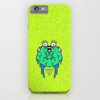 iPhone & iPod Case featuring Slime by Michelle Garayburu