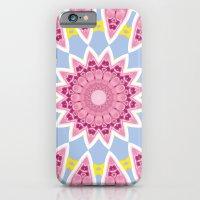 Kaleidoscope #1 iPhone 6 Slim Case