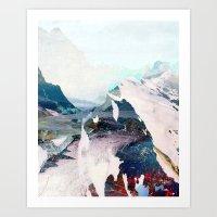 Untitled 20131108w Art Print