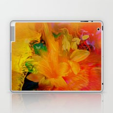 Flowers From My Heart To You   Laptop & iPad Skin