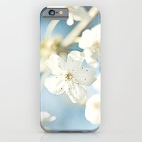 iPhone & iPod Case featuring Flowers in the Sky by Kurt Rahn