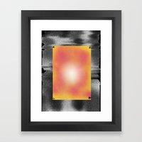 Bigradé Framed Art Print