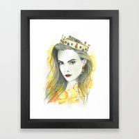 Zodiac - Leo Framed Art Print