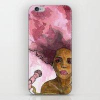 Macy Gray's Greatest Hit… iPhone & iPod Skin