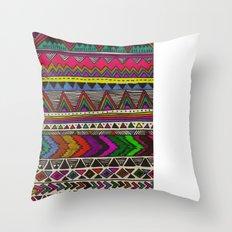 ▲PONCHO ▲ Throw Pillow