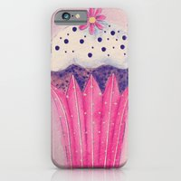 Cupcake iPhone 6 Slim Case