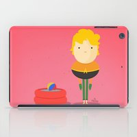 My Liquid Hero! iPad Case
