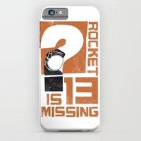 Rocket 13 Is Missing iPhone 6 Slim Case