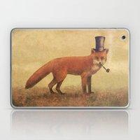 Crazy Like a Fox  Laptop & iPad Skin