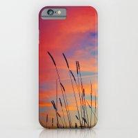 Paint Me A Sunset Sky iPhone 6 Slim Case