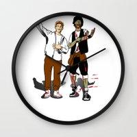 Bill & Dead Wall Clock