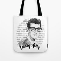 Buddy Holly 2014 Tote Bag